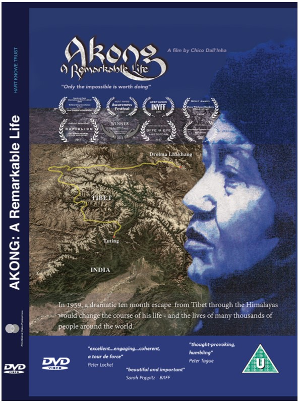 Akong - A Remarkable Life DVD