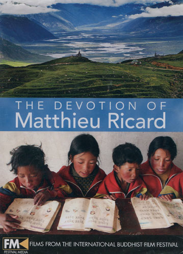 The Devotion of Matthieu Ricard (DVD)