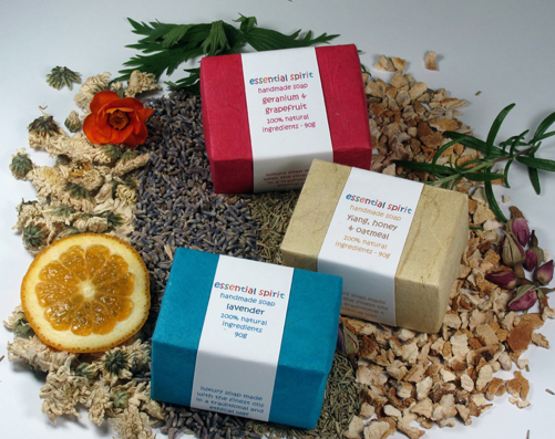Local Handmade Soaps and Oils