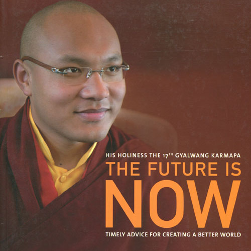 The Future Is Now by HH the 17th Gyalwang Karmapa