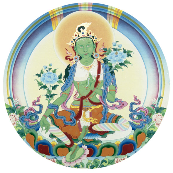 About Green Tara (2CDs) (Z255)