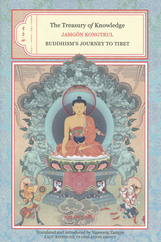 Buddhism's Journey to Tibet by Jamgon Kongtrul