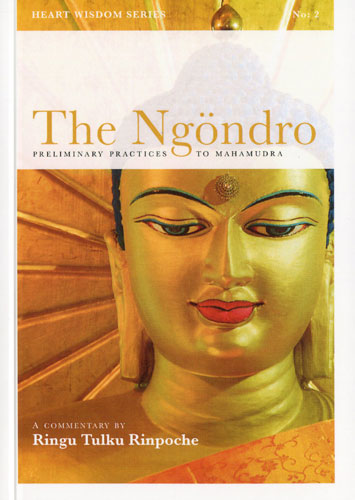 The Ngondro by Ringu Tulku Rinpoche
