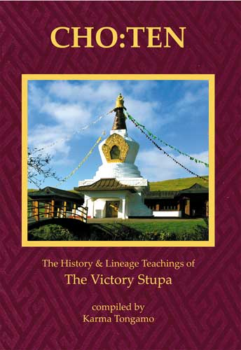 Choten: The History and Lineage Teachings of The Victory Stupa